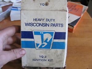 NOS Wisconsin YQ2 YQ-2 Magneto Rebuild Kit