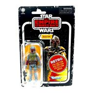 "Star Wars 2020 Retro Collection Boba Fett 3.75"" inch Action Figure Hasbro Kenner"