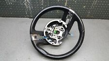 CITROEN C4 GRAND PICASSO 2006-2012  STEERING WHEEL 96821841VD BLACK #G3A0
