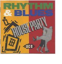 Rhythm & Blues House Party The Cadets Larry Dale Jimmy Beasley Henry Pierce ACE