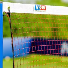 Badminton Nets [20ft or 24ft] | Tournament Grade Professional Badminton Nets