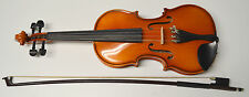 BEGINNER RETURN STRUNAL 1/4 VIOLIN, INCLUDES FIBERGLASS HORSEHAIR BOW AND CASE