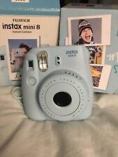 Fujifilm Instax Mini 8 Blue - Fully working