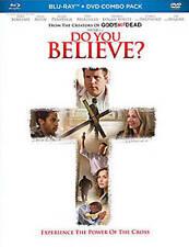 BLU-RAY Do You Believe (Blu-Ray) NEW Ted McGinley