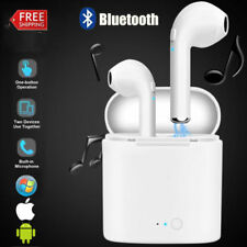 APPLE iPhone X 8 7 Plus AIRPODS EARPODS IN-EAR BLUETOOTH KOPFHÖRER OHRHÖRER Weiß