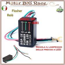 Relè Frecce a LED Resistenza Universale 12v 3pin M149