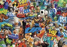 PIXAR CARTOON STICKERBOMB SHEET- (X1-A4 SIZE) FREE P&P! (TOY STORY/KIDS) COLOUR