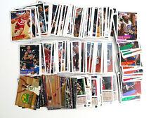 Aprox. 190 Upper Deck Fleer nba tarjetas de colección 94-95 trading cards baloncesto Lot