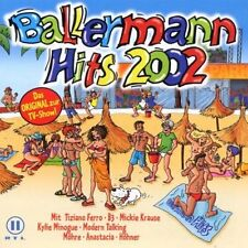 Ballermann Hits 2002 Right Said Fred, Modern Talking, Mad'house, Kylie .. [2 CD]