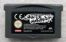 NEED FOR SPEED MOST WANTED EUR EUR NINTENDO GAME BOY ADVANCE CARTUCCIA