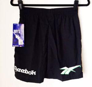 vintage reebok shorts youth size XL deadstock NWT 1993 kamikaze kemp big hurt