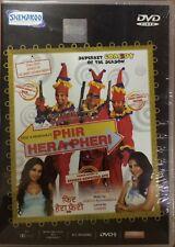 PHIR HERA PHERI - AKSHAY KUMAR - HINDI MOVIE DVD / REGION FREE / ENG SUBTITLES