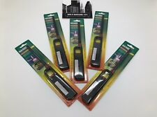 Five Handi Flame Refillable Lighters