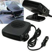 150W Calentador de coche eléctrico 12V DC Ventilador de calefacción Desempañador