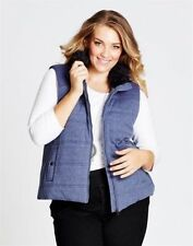 Cotton Solid Plus Size Vests for Women