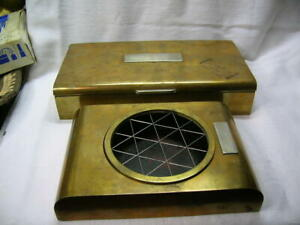 "Silvercrest Bronze Box 8"" x 4"" x 1-3/4"" ... Ashtrsy 6"" x 4"" x 1-1/2"""