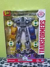 Hasbro Transformers RID Robots in Disguise Combiner Force 5 Figures Menaso