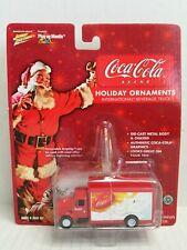 Rare Johnny Lightning Holiday International Beverage Truck White Lightning Chase