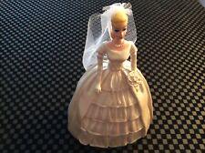 "Danbury Mint The Classic Barbie Figurine Collection ""Bride's Dream"""