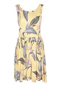 Gelbe Damenkleider Gunstig Kaufen Ebay