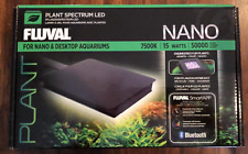 Fluval Nano Plant Nano & Desktop Aquariums 7500k 15 watts New