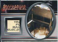 Battlestar Galactica Season 4 Relic Card RC5 Election Documents