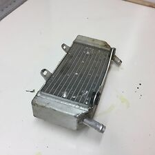 CRF250r Honda CR CRF 250 radiator left LH FPS oversized overbuilt cooling