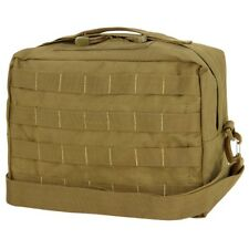 CONDOR #137 MOLLE PALS Tactical Utility Shoulder Bag Carrier Coyote Brown