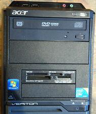 Acer Veriton M275 - Windows 10 Pro - SSD + 1TB drives