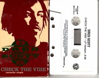 Dred Scott Check The Vibe 1994 Cassette Tape Single Rap Hiphop