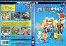 DVD Megaman NT Warrior, Vol 1 | Manga | Lemaus