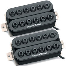 Seymour Duncan SH-8 Invader Neck & Bridge set - black NEW free ship SH-8n SH-8b