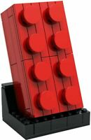 LEGO 5006085 Buildable 2x4 Red Brick - Limited Edition Set - Brand New In Box!