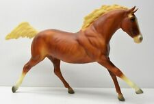 Peter Stone Signed 9/26/91 Horse toy figure Stone Horses with Breyer Leg Stamp