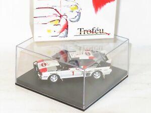 1/43 Audi Quattro  Audi Sport   Safari Rally Kenya 1983 #1 M.Mouton / F.Pons
