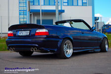 BMW E36 Convertible Cabrio rear spoiler M3 CSL style DuckTail RB style