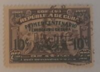 Caribbean Island Stamp #355