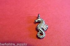 Fifty Pewter Sea Horse Charms