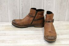Remonte R2278-24 Boot - Women's Size 9.5, Distressed Tan