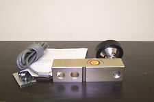 4 Shear Beam Load Cell Scale Platform Floor Scale Sensor 2500LB,NTEP,Foot,Spacer