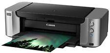 "NEW Canon Pixma Pro-100 Color Photo Inkjet Printer + 50 sheets 13"" x 19"" Paper"