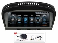 "For BMW 5 Series E60 E61 E63 E64 BMW 3  8.8"" Android 4.4 GPS Satnav Headunit"