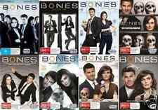 Bones Series : Season 1 2 3 4 5 6 7 8 : NEW DVD
