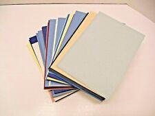 Mixed Lot of 50 pcs 5x7 Assorted Matboard Blanks (Uncut)