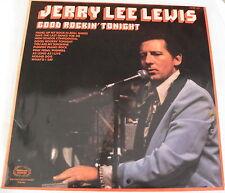 Jerry Lee Lewis - Good Rockin' Tonight - Hallmark SHM 867