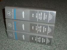 1993 Mercedes Benz 400SE 400SEL 400 SE SEL Electrical Wiring Diagrams Manual Set
