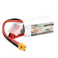 XF Power 14.8V 850mAh 4S 70C Lipo Battery XT30 Plug