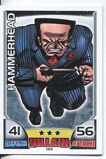 Marvel Hero Attax Series 1 Base Card #144 Hammerhead