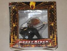 Ghost Rider Limited Edition Gift Set 2 Dvd Disc Extended Cut + Estatuilla Sellado