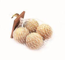 JAPANESE Kiso Hinoki Real Cypress Wood Bath Ball Balls Fragrance Made in JAPAN